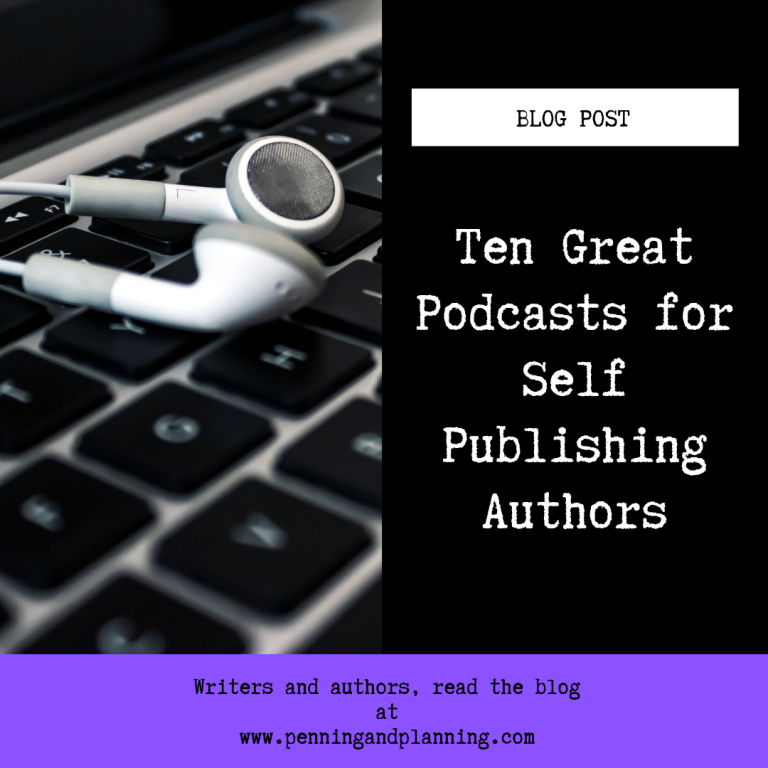 podcasts for self publishing authors